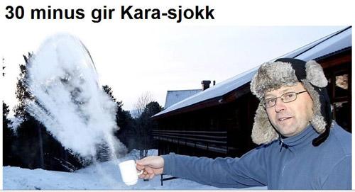 kara-sjokk